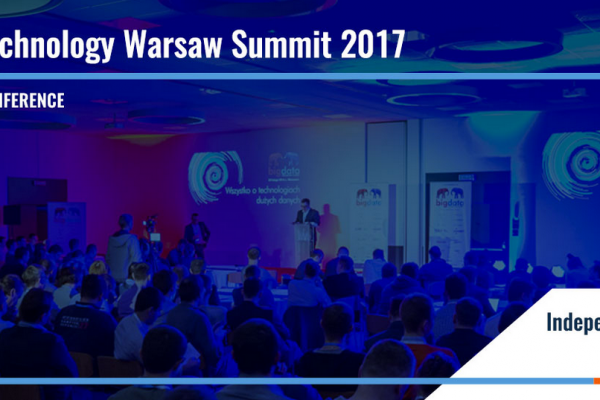 III edycja Big Data Technology Warsaw Summit
