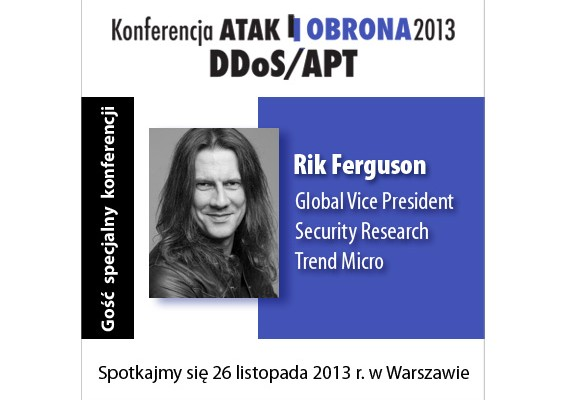 Trend Micro Rik Ferguson